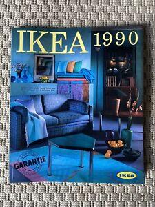 Ikea Katalog von 1990, sehr gut erhalten