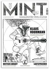 "Mint Magazin für Vinyl-Kultur Nr.26 Februar 2/19 ""Klaus Voormann"""