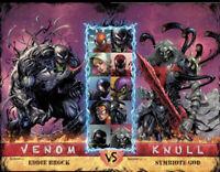 Venom #32 & #33 Tyler Kirkham Connecting Virgin Variant Set NM preorder LTD 800