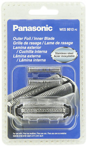 Panasonic WES9013PC Electric Razor Replacement Inner Blade Outer Foil Set