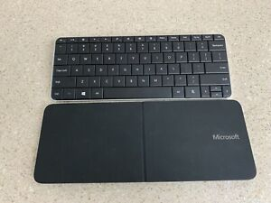 Microsoft KT-1120 Wedge Mobile Keyboard with Cover / Stand