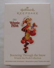 Hallmark 2012 Walt Disney Winnie the Pooh Collection Tigger Christmas Ornament