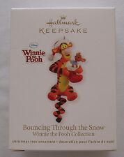 Hallmark 2012 Walt Disney Winnie the Pooh Collection Tigger Christmas Ornament