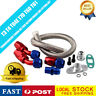 T3T4 T3 T4 T70 T66 T04E Universal Turbocharger Turbo Oil Feed Return Drain Line