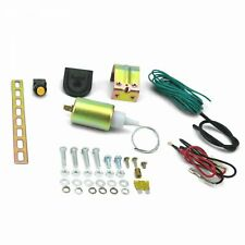 New 15lb solenoid shaved door kit popper Kit hot rod rat rod complete