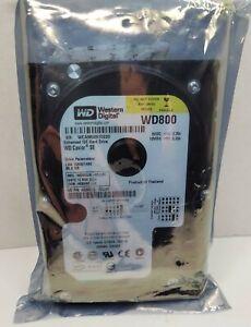 New Old Stock - Western Digital WD Caviar SE WD800JB - 80 GB IDE Hard Drive