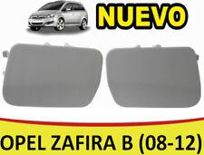 4 x Cubierta Tapa Del Techo Portador Portaequipajes Para Opel Astra H Zafira B