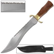 Mississippi Sandbar Big Butcher Hand Forged Bowie Knife