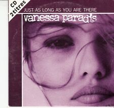 CD SP 2T VANESSA PARADIS *JUST ALONG AS YOU ARE THERE*