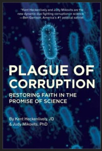 Plague of Corruption Restoring Faith in the Promise of Science 1510752242 / 2020