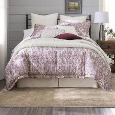 Nip Lindon Street Kenora Full Queen Comforter Bedskirt & Shams Set 4pc