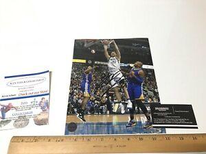 Dirk Nowitzki Signed Autographed 8x10 Photo Dallas Maverics With COA