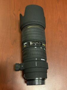 sigma 70-200 2.8 canon APO-HSM