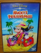 DVD Walt Disney Mickeys Ferienspaß Z4 Auflage - 6 Geschichten - 46 Minuten