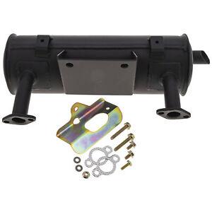 Exmark 103-7480 Muffler Kit Lazer Z AC AS Front Runner 103-7482 103-2859
