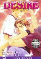 Desire (Yaoi) (Yaoi Series) by Honami, Yukine Paperback Book The Fast Free