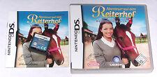 Spiel: ABENTEUER AUF DEM REITERHOF TAL für Nintendo DS + Lite + Dsi + XL + 3DS