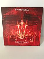 BABYMETAL LIVE AT TOKYO DOME limited Edition 2 Blu-ray TFXQ-78149 New Japan F/S