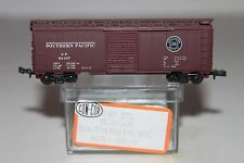 N Scale Con-Cor 0001-100102 Southern Pacific 40' Single Door Boxcar 94107