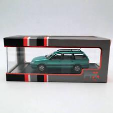 Premium X 1:43 VOLKSWAGEN PASSAT Break 1993 Metallic Light Green PRD521 Models