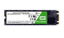 120gb WD Green SATA M.2 SSD Drive PN WDS120G1G0B