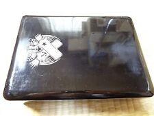 WW2 Japanese Military BOX CASE MEDAL PIN BADGE ARMY NAVY BADGE AA37