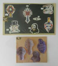 vintage hand drawn coloured tattoo flash BILLY BROWN scotland NOT MACHINE