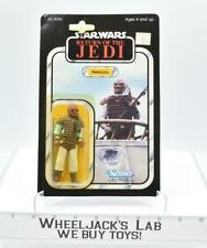 Weequay MOSC Sealed Star Wars ROTJ 1983 Vintage Kenner Action Figure