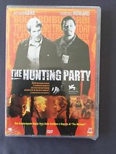 DVD VIDEO FILM - THE HUNTING PARTY in italiano - RICHARD GERE TERRENCE HOWARD