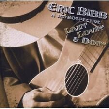 ERIC BIBB - RETROSPECTIVE  CD NEW+