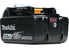 Makita 3ah Batteries Job Lot New Original !!! 10 Batteries!!! BL1830