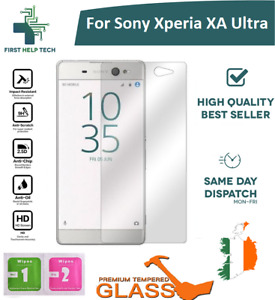 For Sony Xperia XA Ultra Tempered Glass Screen Saver Protector Guard Film