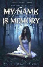 My Name Is Memory  BOOK NEU