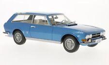 Peugeot Break Riviera, metallic-blau   1/18   BoS-Models