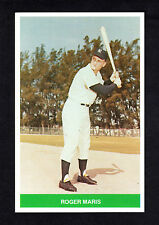 1984 TCMA Superstars 2: #11 ROGER MARIS, Yankees (postcard size) EXCELLENT