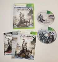 Assassin's Creed 3 XBOX 360 Action / Adventure (Video Game)