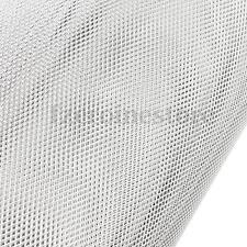 50cm X 3m Fine Aluminium Modelling Mod Mesh Wire Filter Sheet Hole Dia 2mm/3.5mm 2mm