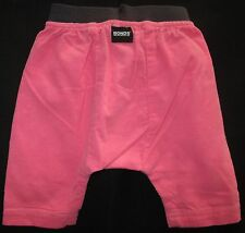 Baby Girls Bonds Shorts Cord Roomies Pants Bottoms Pink Play Comfy Size 000 NEW
