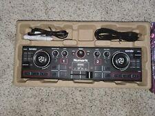 Numark DJ2GO2 Pocket DJ Controller with Audio Interface. Free Shipping