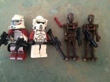Lego 9488, Elite Clone Trooper and Commando Droid Battle Pack, complete