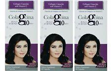 3 BOTTLES COLAGEINA 10 CAPS, Colageina10.Colageno hidrolizado,collagen,