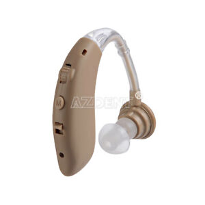 A Pair of Mini Digital Hearing Aid with Bluetooth USB Charging Sound Amplifier