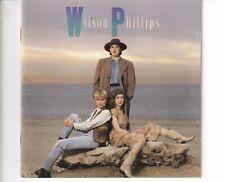 CD WILSON PHILLIPSs/t1990 EX (A5302)