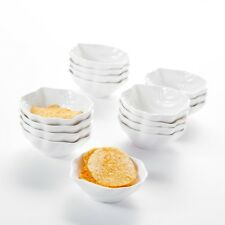 "16-pieces 3.5"" MINI Ceramic Serving Ramekin Dishes Porcelain China Dessert Dip"