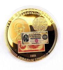1922 $500 Lincoln Coin - 2oz