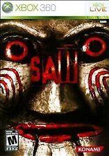 BRAND NEW SEALED MADE IN USA XBOX 360 -- Saw (Microsoft Xbox 360, 2009)