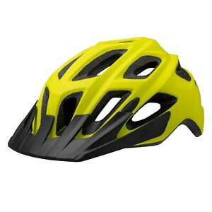 Cannondale Trail Adult Cycling Helmet Highlighter Yellow Large/Extra Large