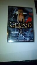 DVD : Girl in 3D  , rare .