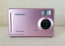Hitachi Camera HDC-570AP Pink Digital Camera with LCD Monitor