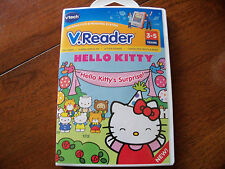 VTech V.Reader Cartridge - Hello Kitty, AGES 3-5 New Sealed LAST ONE